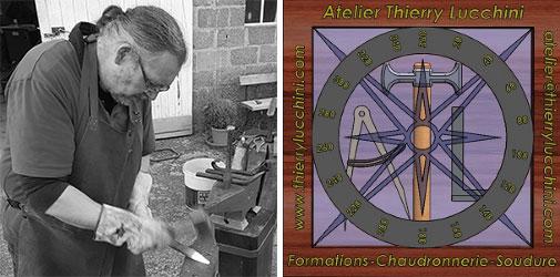 Atelier Thierry Lucchini Chaudronnerie, Soudure, Serrurerie, Tuyauterie, Formage & Formation